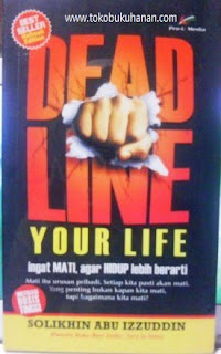 buku deadline your life solikhin abu izzuddin