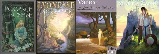 Lyonesse 1. Suldrun kertje külföldi kiadások