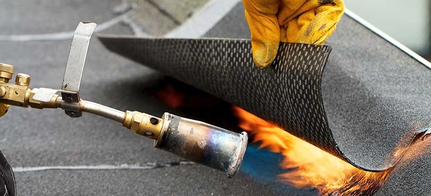 Replacing Your Flat Roof