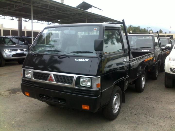 Mobil Idaman: Mitsubishi L300 Diesel Pick Up