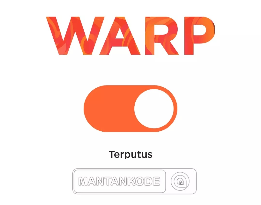 Sampel warp - mantankode