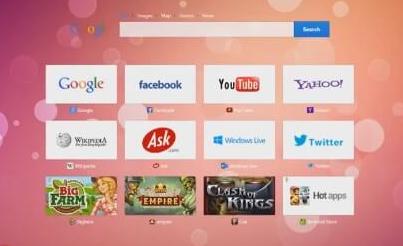تحميل برنامج بايدو سبارك أفضل وأسرع متصفح للكمبيوتر مجانا Baidu