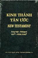 Kinh thánh song ngữ anh việt, kinh thánh song ngữ
