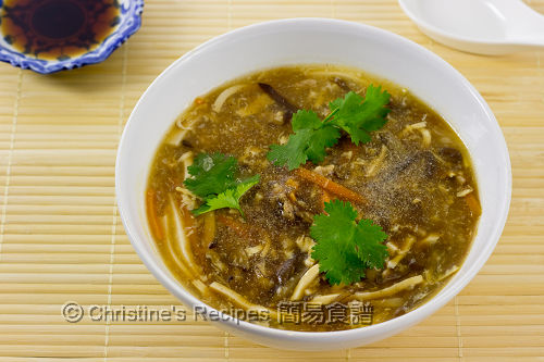 Hot and Sour Soup02