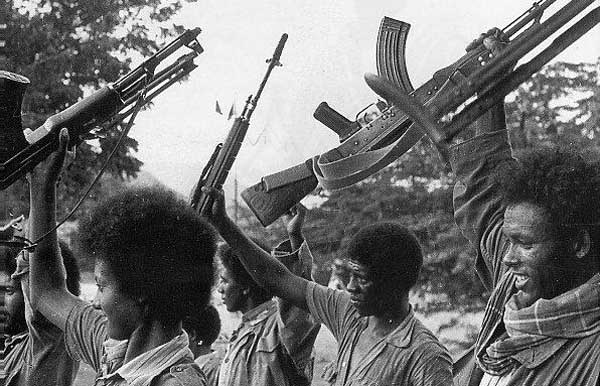 Eritrean People's Liberation Front