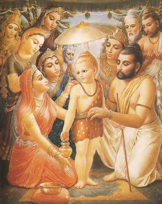 Payovrata for Santana Prapthi by Goddess Aditi
