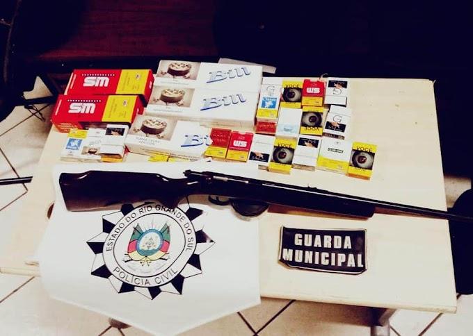 Polícia Civil e Guarda Municipal realizam a Operação Al Capone em Cachoeirinha