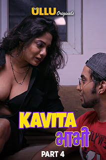 Kavita Bhabhi Part 4 (2020) All Episode Ullu Hindi Web Series Download 720p HD