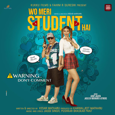 Woh Meri Student Hai (2021) Hindi 720p HDRip x265 HEVC 640Mb