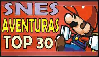 ROMs Super Nintendo SNES Español