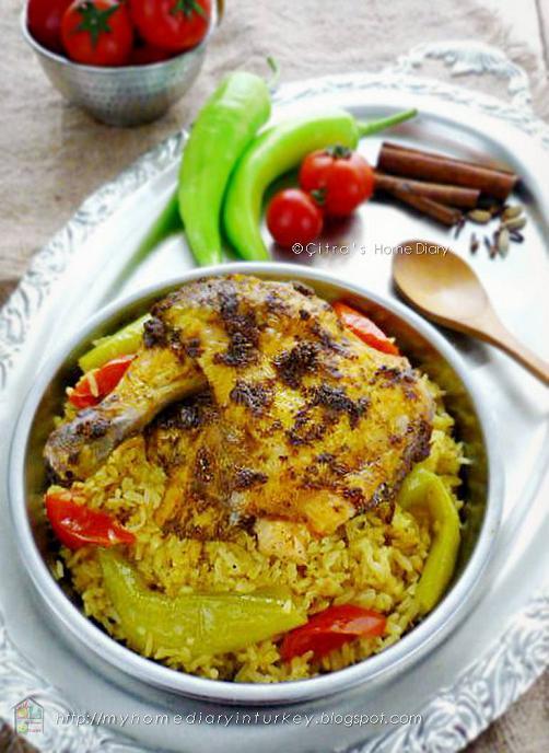 Citras home diary yemeni chicken mandi recipe mandi arabic forumfinder Images