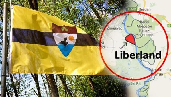 Liberland-stato-Croazia-Serbia-bandiera