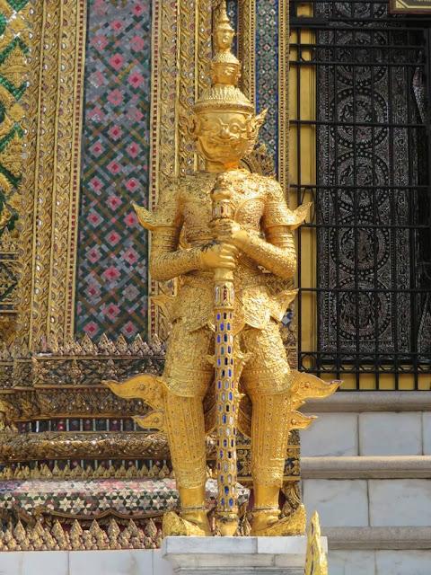 Templo do Buda Esmeralda - Wat Phra Kaew - Bangkok