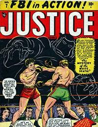 Justice Comics