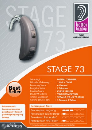 Alat Bantu dengar stage 273