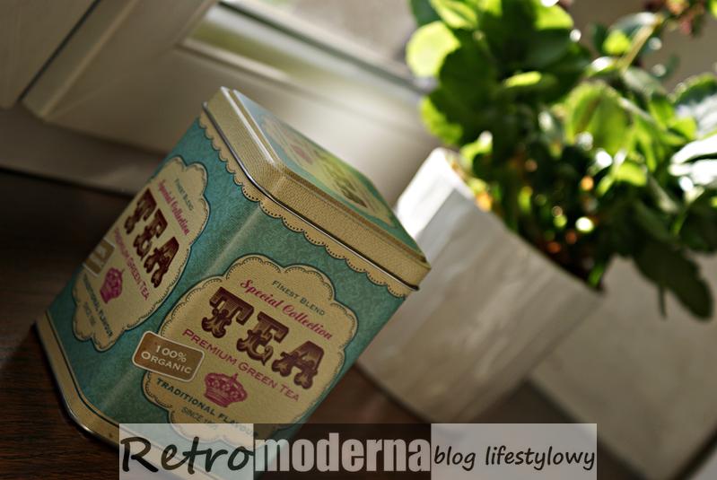 Puszka na herbatę z Pepco