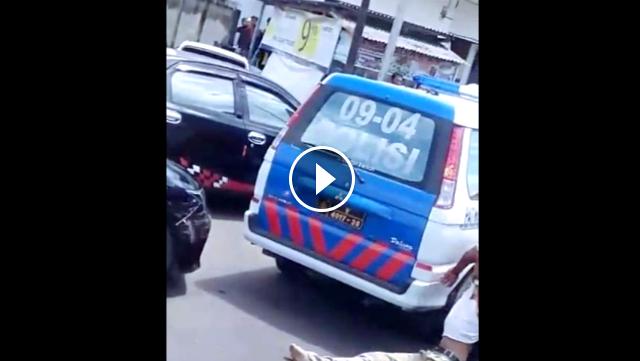 Saksi: Demi Allah, Korban Penembakan Dalam Mobil Itu Diseret Seperti Binatang