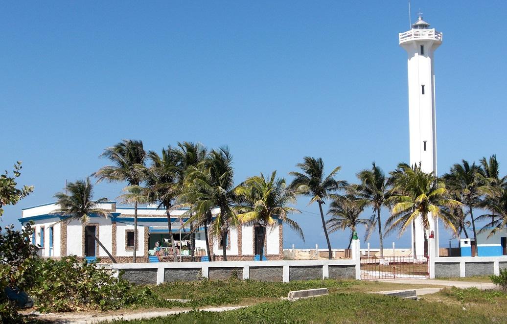 Faro Punta Maya, Cuba
