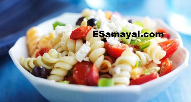 மூவர்ண பாஸ்தா ரெசிபி | Tricolor Pasta Recipe !