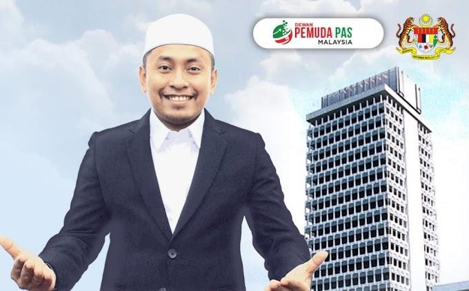 TIK TOK : Pemuda Pas Cadang Perbincangan Lanjut - Ahmad Fadhli Shaari