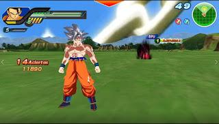 New DBZ TTT Mod BT3 ISO, Goku, Hearts e Zeno +Menu Editado Para [Android  E PC] (PPSSPP)