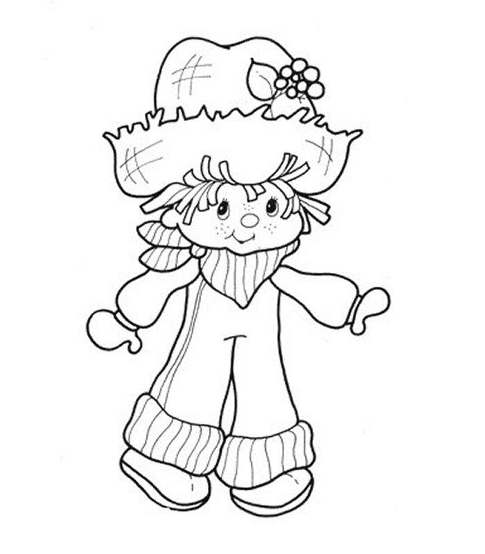 Desenhos Da Moranguinho Para Colorir Atividades Pedagogicas