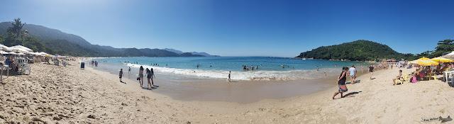 Praia de fora, Trindade, Paraty