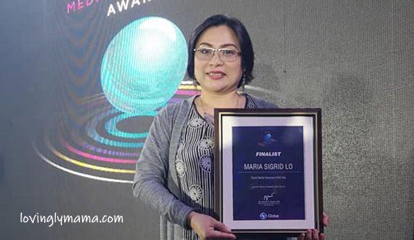 normalize breastfeeding in Bacolod campaign - benefits of breastfeeding - Bacolod mommy blogger- GMEA 2019 - Globe Media Excellence Awards - Globe Telecom - Social Media Advocacy of the Year