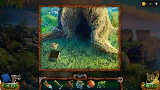 спицами ловля термитов в дупле дерева в игре затерянные земли 4 скиталец