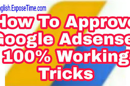 How To Approve Google Adsense, 100% Working Tricks