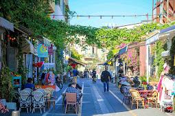 Tel Aviv é o terceiro destino de viagem mais recomendado para 2020