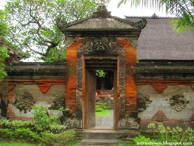 Балийская архитектура