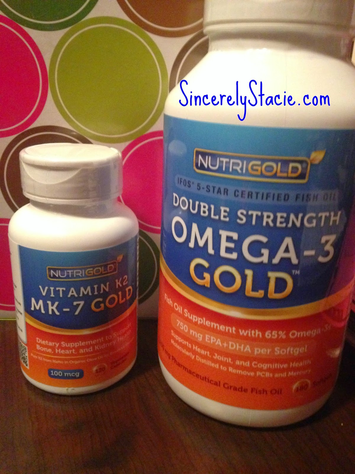 Product Review: NutriGold Organic Chia Seeds, Omega-3, And