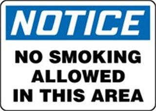 materi bahasa inggris tentang notice (public notice) dengan artinya