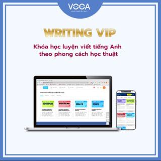 WRITING VIP: Tài khoản Luyện kỹ năng viết tiếng Anh theo phong cách học thuật (Academic Writing) - Hơn 8+ khoá học luyện viết tiếng Anh cao cấp. Hỗ trợ đa nền tảng (Máy tính, Smartphone) ebook PDF-EPUB-AWZ3-PRC-MOBI