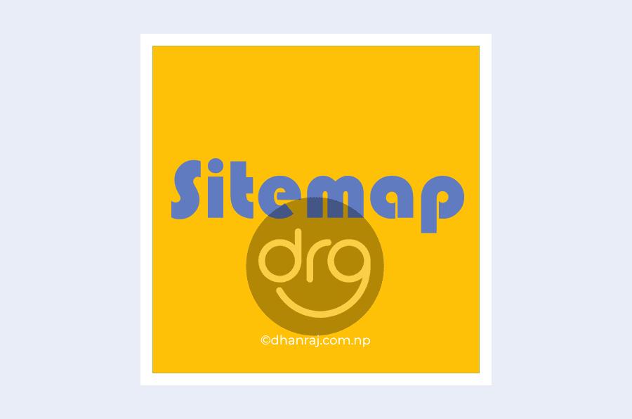 sitemap-dhanraj-blog