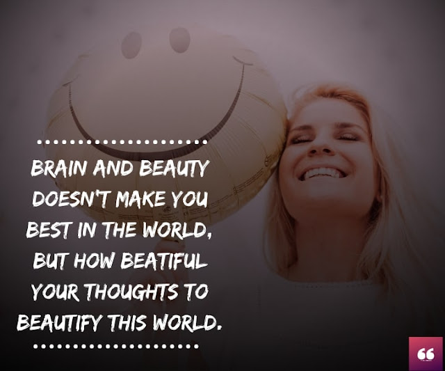 Happy Status - Brain and Beauty
