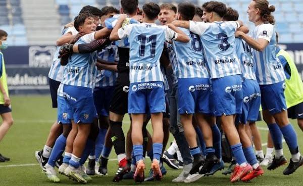 El Málaga - Athletic, este domingo 13 de junio a las 12:00 horas
