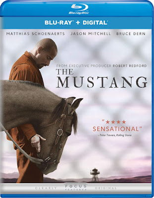 The Mustang (2019) Dual Audio [Hindi – Eng] 720p BluRay ESub x265 HEVC 550Mb