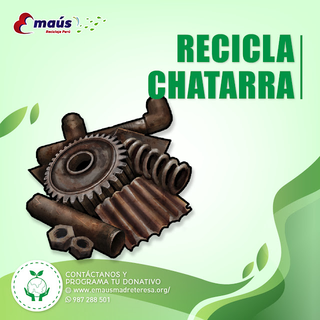 RECICLA CHATARRA