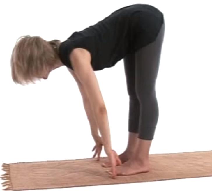 The Hand-Foot-Big Toe Yoga Pose (Hasta-pada-angusta-asana)