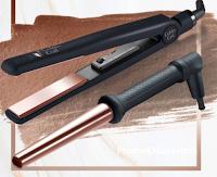 Vinci gratis Curler oro rosa + Serum, Piastra Oro rosa e premio a sorpresa