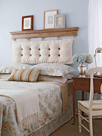 Cabeceira de cama caseira: Passo a passo e ideias