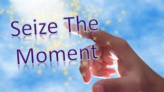 Gambar Kata Motivasi Semangat Diri Seize The Moment
