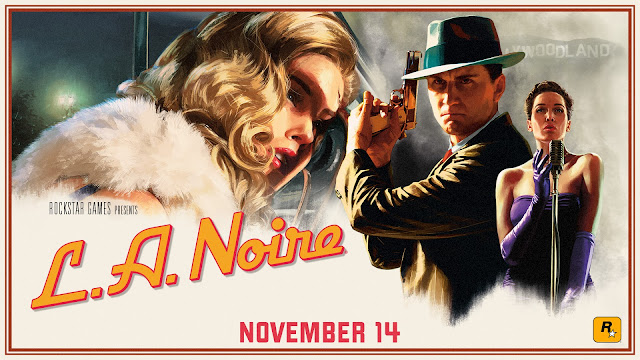 LA Noire PS4 Xbox One Nintendo Switch
