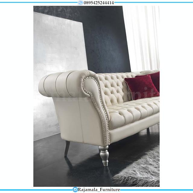 Sofa Tamu Minimalis Dahlia Design Terbaru Furniture Jepara RM-0216