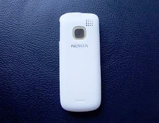 Casing Nokia C1 C1-01 C101 New Fullset Keypad Tulang Original 99