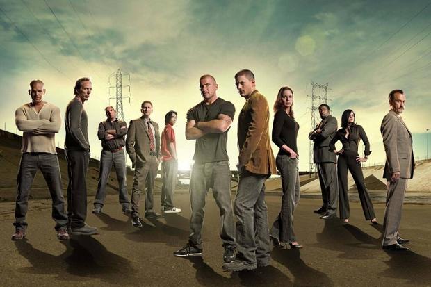 Análise da série Prison Break (4ª temporada)