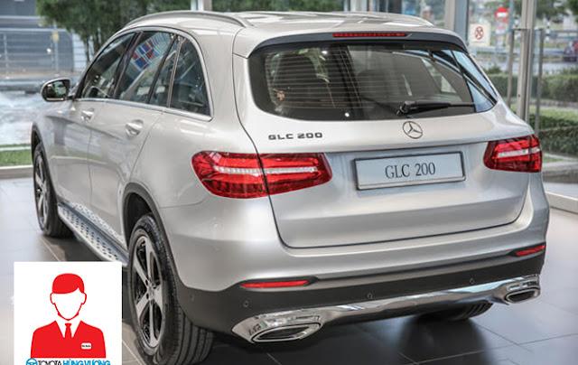 Xe giá rẻ: Mercedes GLC 200 2018 rục rịch ra mắt Việt Nam ảnh 4