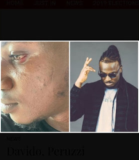 Nigeria singers,Peruzzi, Davido apologise to Twitter influencer over alleged assault